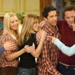 A reunião do elenco de Friends…e mais…