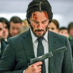 Keanu Reeves e as novas fotos de John Wick 3
