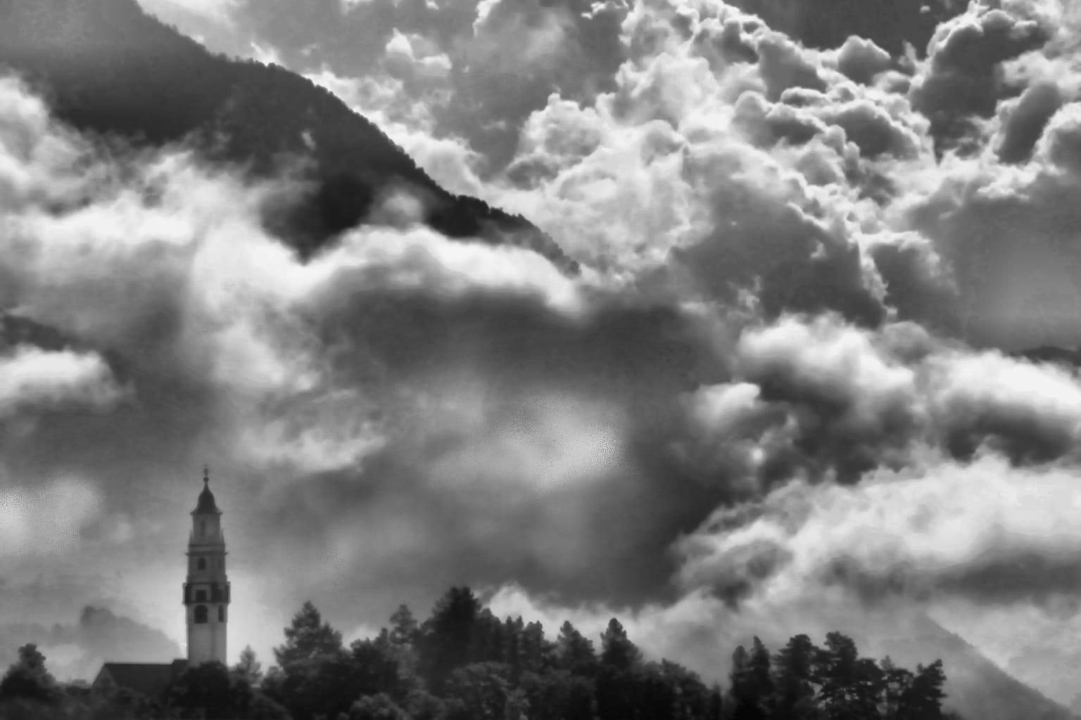 En Nubes Formas Con Imagenes Cielo De El