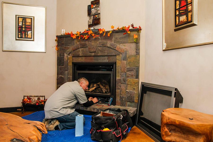 Fireplace Pilot Light Out