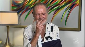 """Isola dei Famosi 15, Paul Gascoigne abbandona: """"Si è rotto il tendine della spalla"""""""