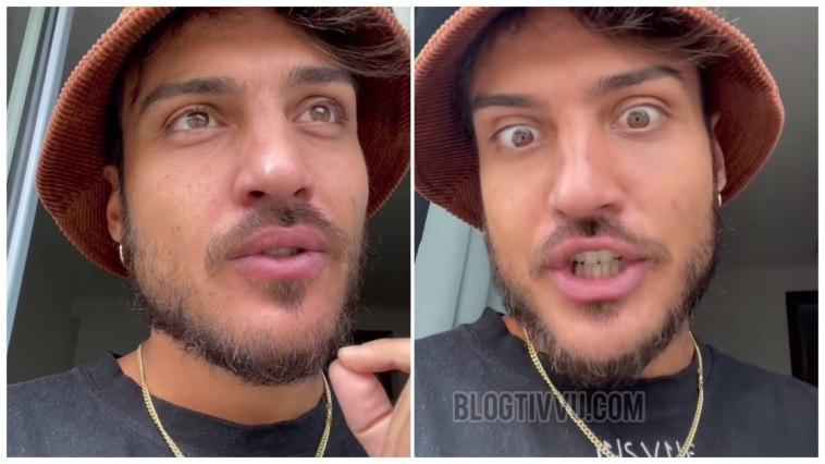Awed riceve un messaggio assurdo da chi l'ha minacciato di morte: l'identità lascia a bocca aperta – VIDEO