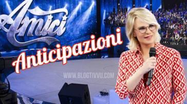 Amici di Maria De Filippi, anticipazioni e spoiler registrazione seconda puntata: Sangiovanni in studio, eliminazioni e banchi confermati