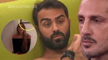 """Il video di Greta per Gianmaria al Grande Fratello Vip: """"spunta"""" Fabrizio Corona, ecco il dettaglio che non passa inosservato"""