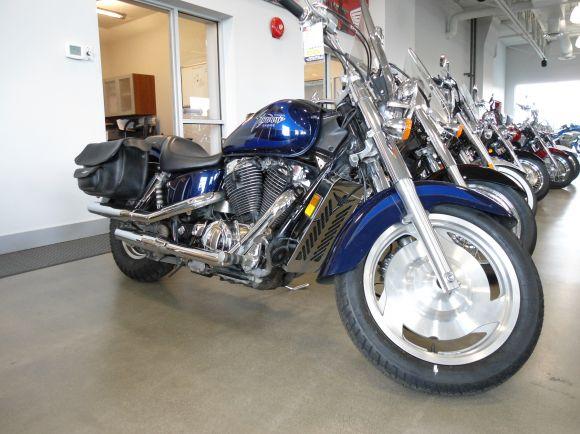 2001 1100 Honda Shadow Dimensions
