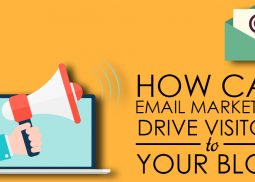 How can Email Marketing Drive Visitors to Your Blog?