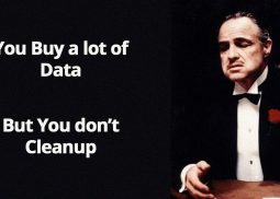 Buying Database Is Not Enough, Clean Up Your Database