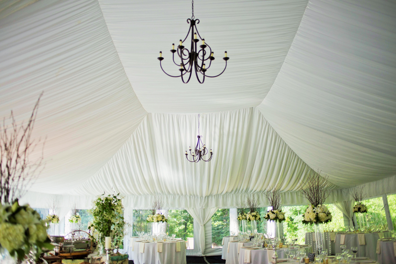Tent Ceiling Liner Rental Blue Peak Tents Inc