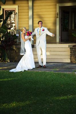 Sandi Amp Allen Wed On Maui