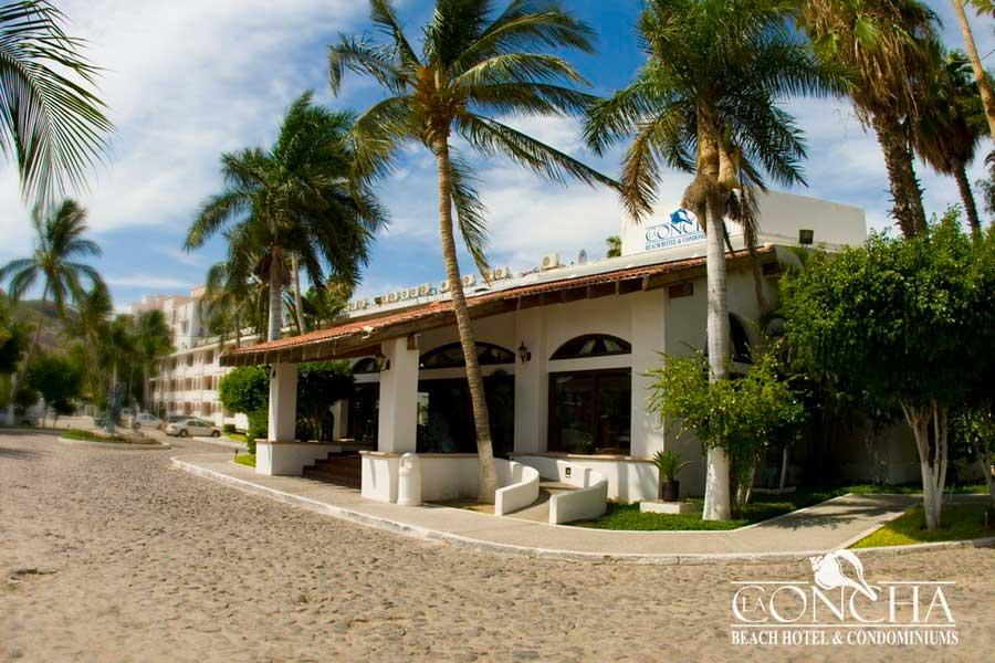 Resort La La Paz Concha Beach Mexico