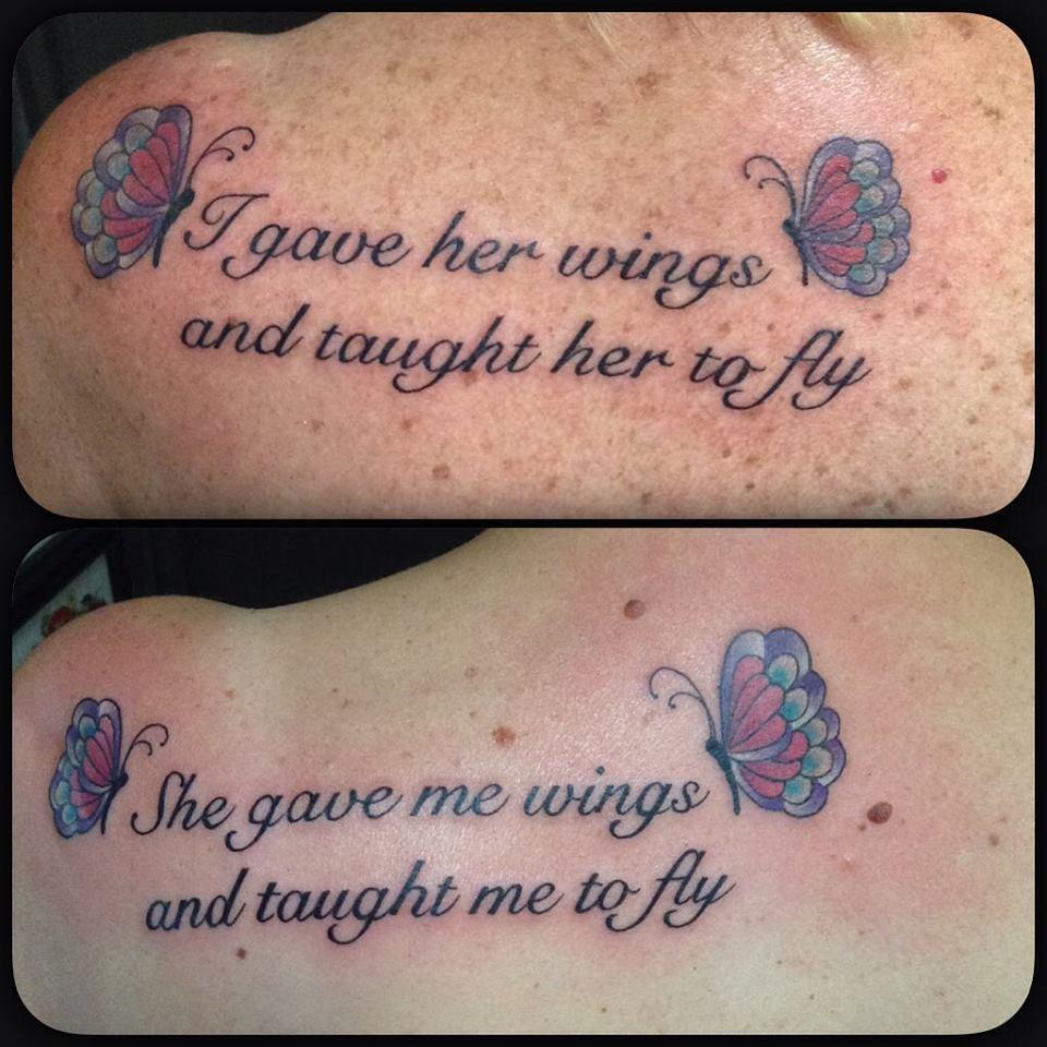 Romantic Matching Tattoo Ideas