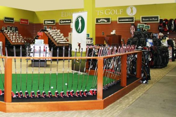 Edwin Watts hits a hole in one with new golf stores in Columbia     Enlarge  Enlarge  A Florida golf store