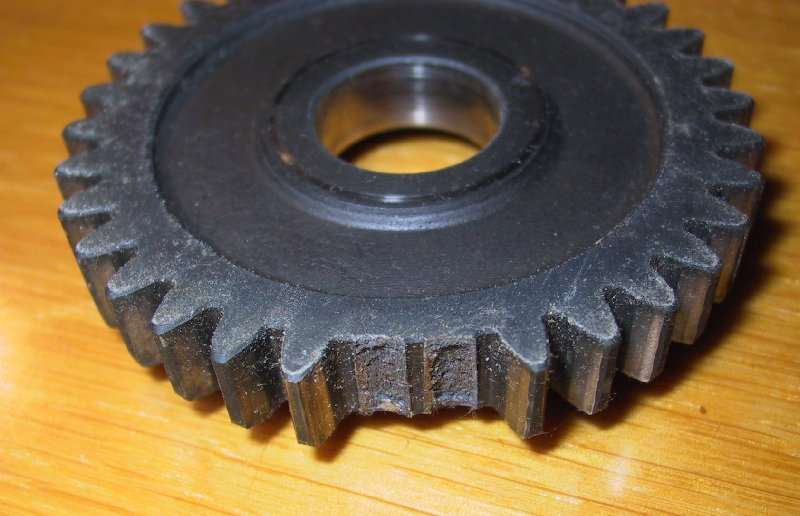 Molds Casting Gears
