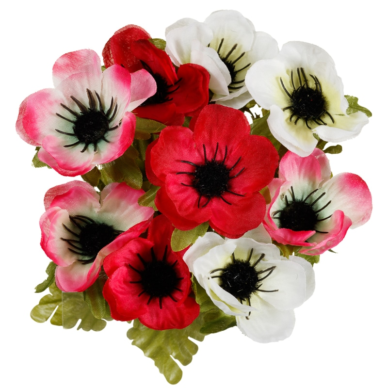 Floral Bunch Small Artificial Fowers B Amp M