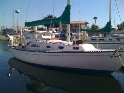 1976 34 foot islander sloop Sailboat for Sale in Oxnard, CA