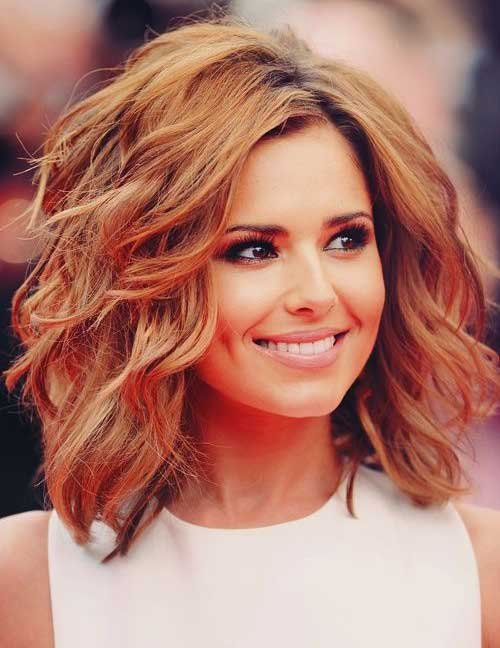Cheryl Cole Short Hairstyles Page 1