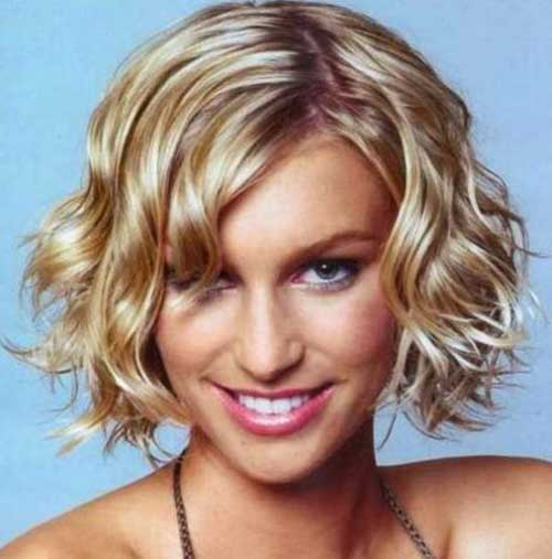 Short Permed Hairstyles Over 50