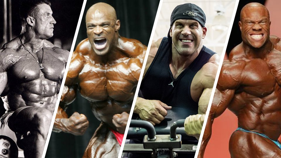 What The Bodybuilding Greats Can Teach You Part 1 Bodybuilding Com