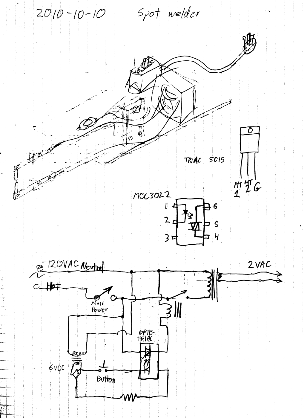 Lincoln Ac225s Arc Welder Wiring Diagram For Spot