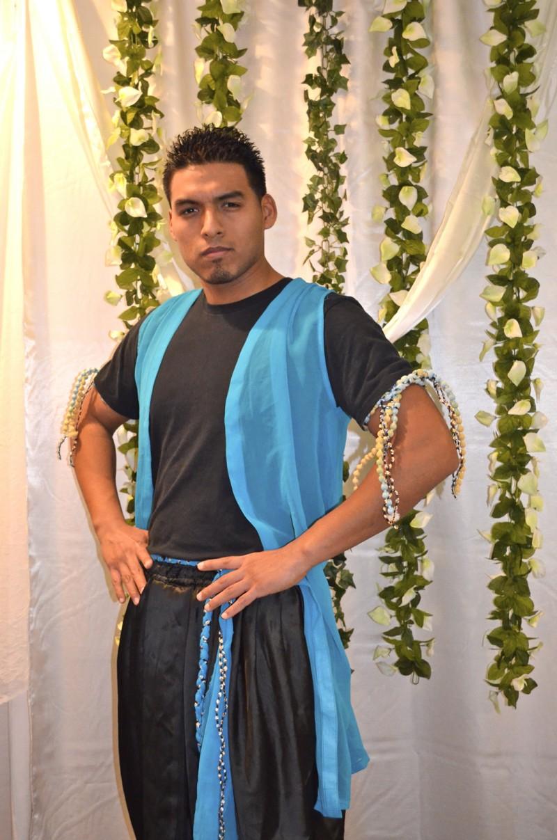 Indian Costume Vest