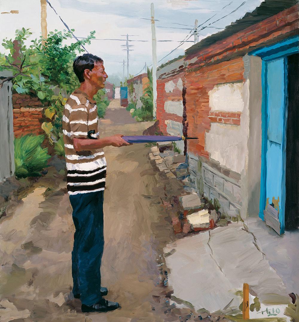 Artist Spotlight Liu Xiaodong Booooooom Create