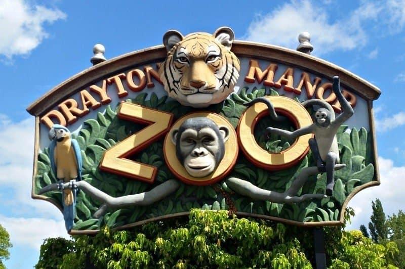 Zoo Bathroom Decor