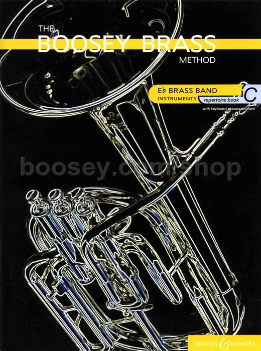 Chris Morgan - Boosey E flat Brass Band Instruments ...