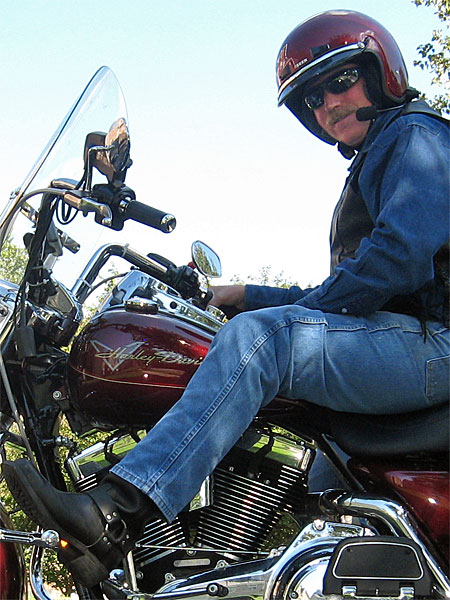 Motorcycle Light Bar