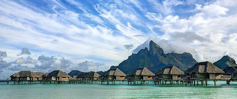 Tahiti And Bora Bora Honeymoon Packages