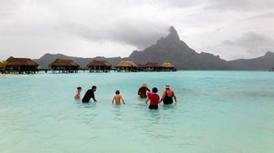 Free things to do in Bora Bora on your Tahiti Vacation