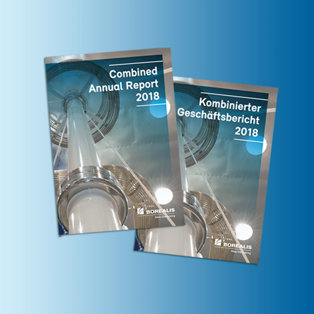 Combined Annual Report 2018 out now - Borealis