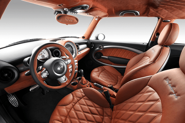 40 Inspirational Car Interior Design Ideas   Bored Art Inspirational Car Interior Design Ideas  1