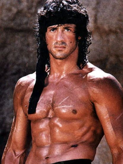 Sylvester Stallone Workout Routine Bodybuilding And Diet