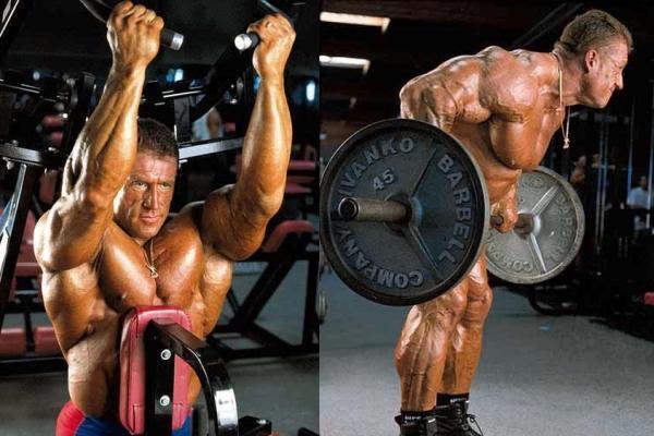 Dorian Yates Workout Routine Diet Plan And Training