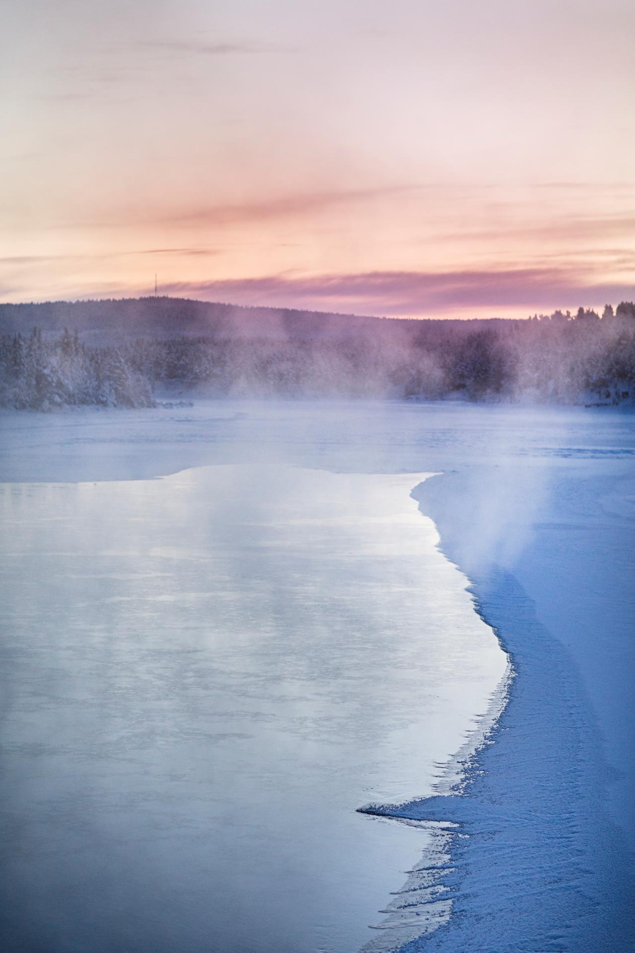Jukkasjarvi Northern Lights