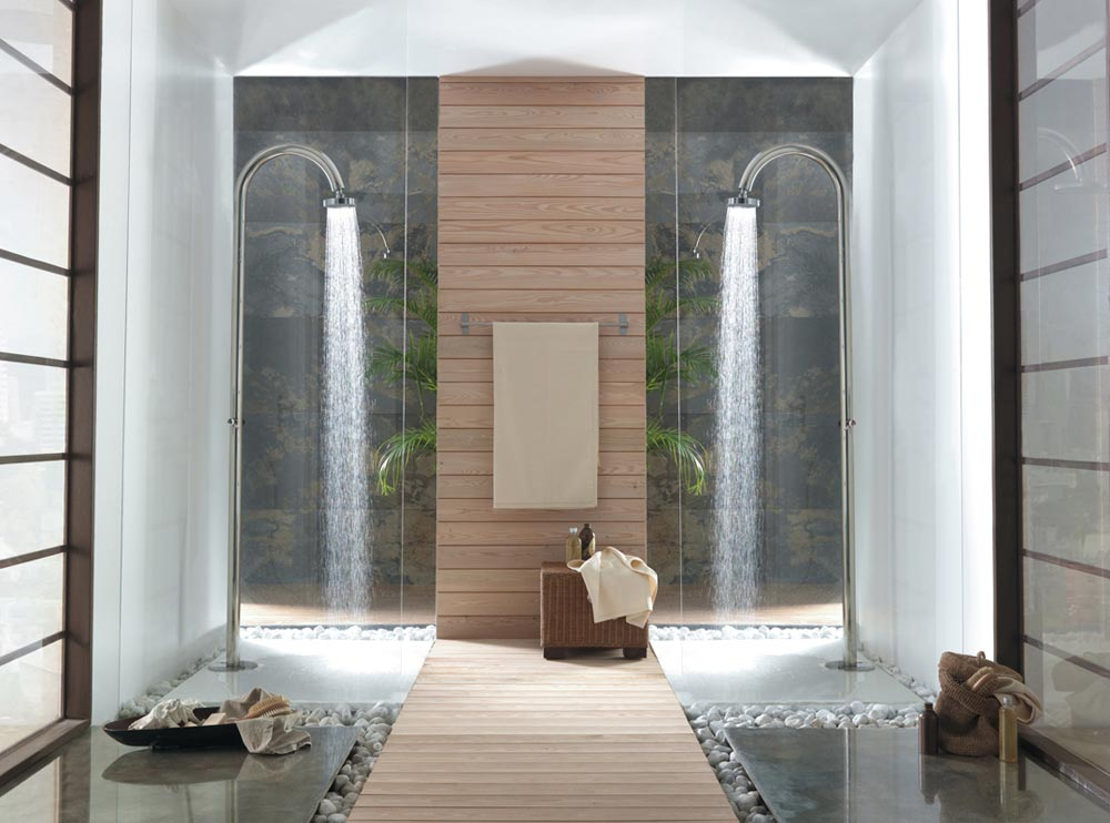 Shower Columns Dinamic Floor L00815