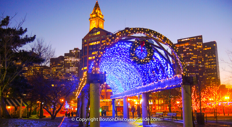 Best Things to Do in Boston in December 2018   Boston Discovery Guide