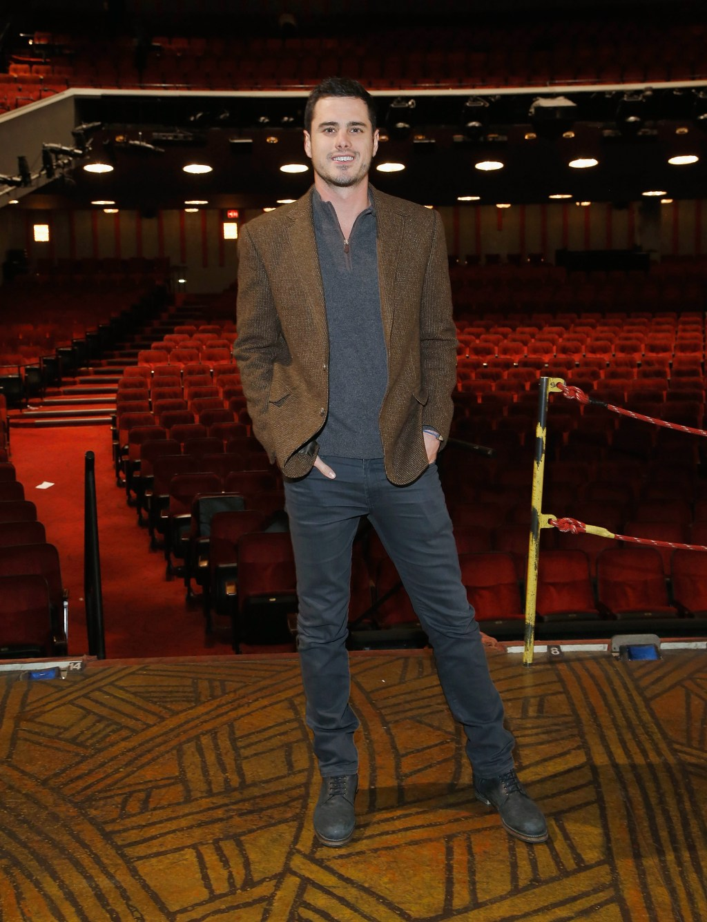 Ben Higgins to host 'The Bachelor Live on Stage' at ...