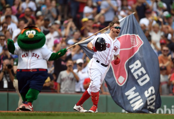 red sox # 60