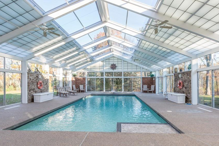 Five Homes For Sale With Indoor Pools Boston Magazine