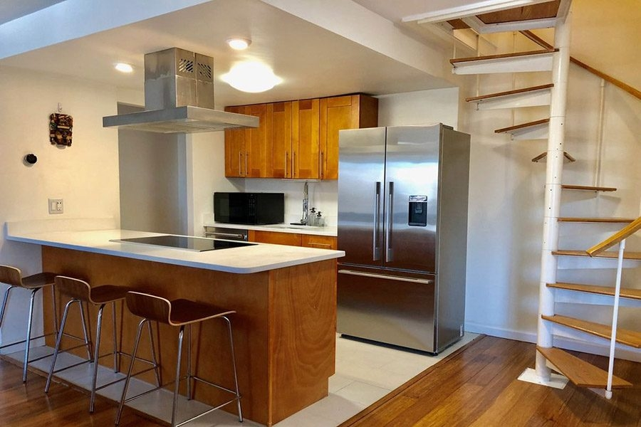 Five Adorable Apartments For Rent Around Davis Square | Spiral Staircase For Sale Craigslist | Senior Prank | Handrail | Steel | Stairway | Metal