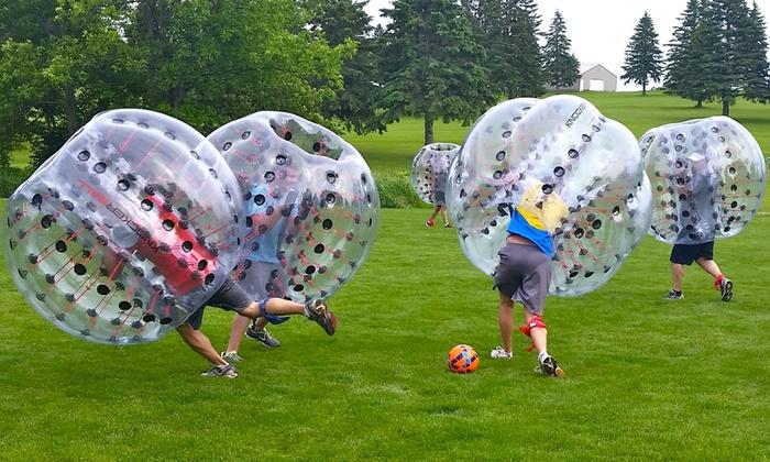 Fun Outdoor Ball Games