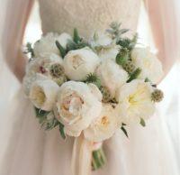 Scabiosa Pods Bouquet Bouquet