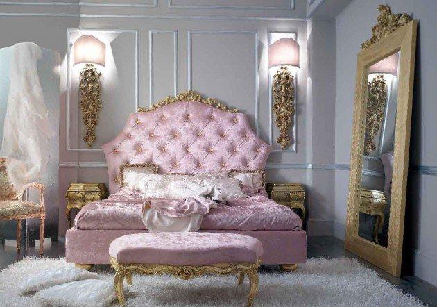Deco Pour Chambre Baroque