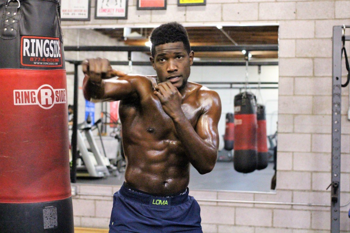 Erickson Lubin Quotes For Ishe Smith Fight On Sat