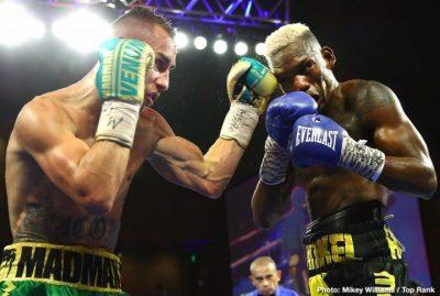 Boxing Results: Subriel Matias stops Maxim Dadashev