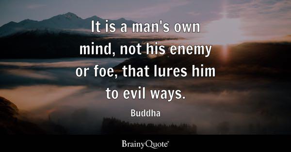 Evil Quotes Brainyquote