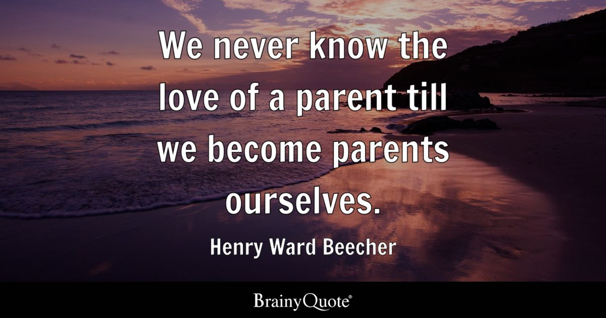 Quotes Elderly Parents Taking Care