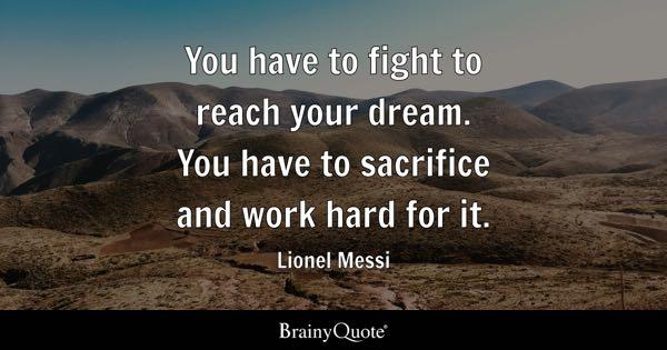 Work Hard Quotes Brainyquote