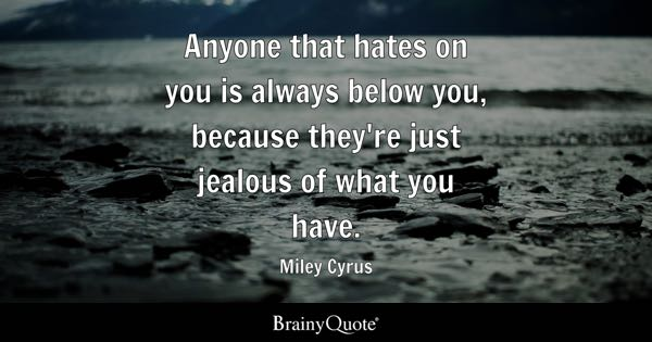 Family Jealous Members Quotes